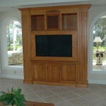 The Cabinet Gallery in Stuart, FL can design and install the custom entertainment center of your dreams at an affordable price.