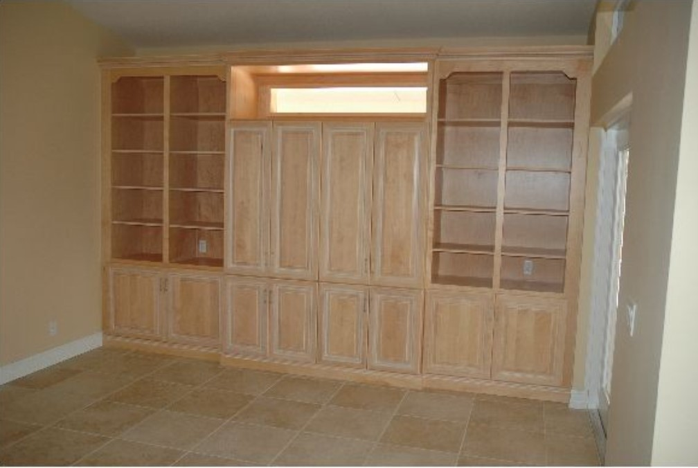 ... The Cabinet Gallery In Stuart, FL Can Design And Install The Custom  Entertainment Center Of